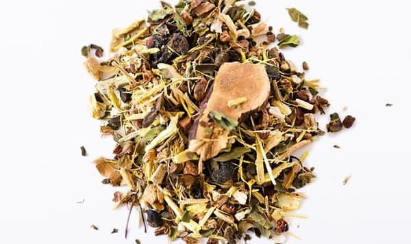 Adapting Gems Herbal Tea