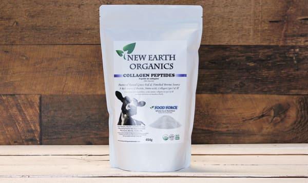 Grass-fed Premium Hydrolyzed Collagen Peptide Powder
