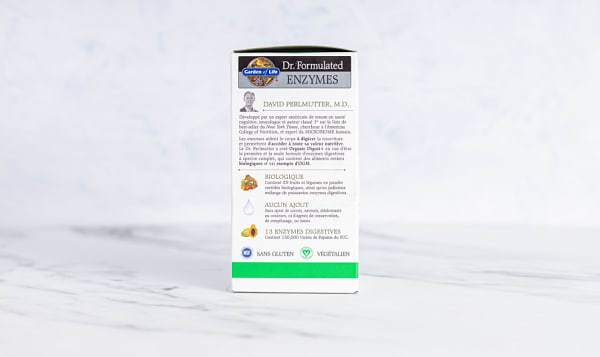 Organic Dr.Formulated Enzymes - Digest+