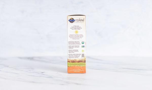 Organic Vitamin 12 Raspberry Spray