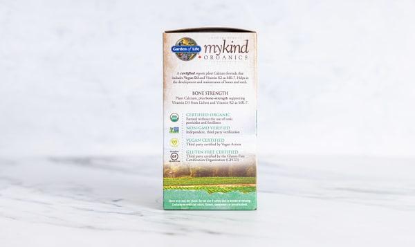 Organic Plant Calcium