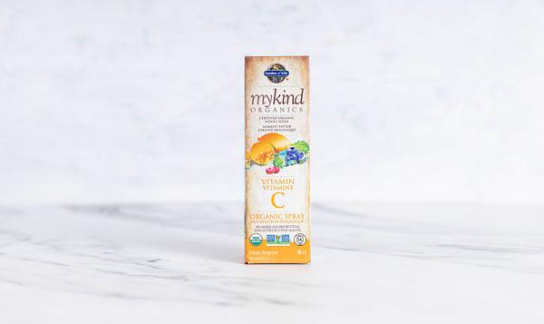 Organic Vitamin C Spray Orange