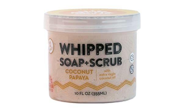 Whipped Soap - Coconut Papaya