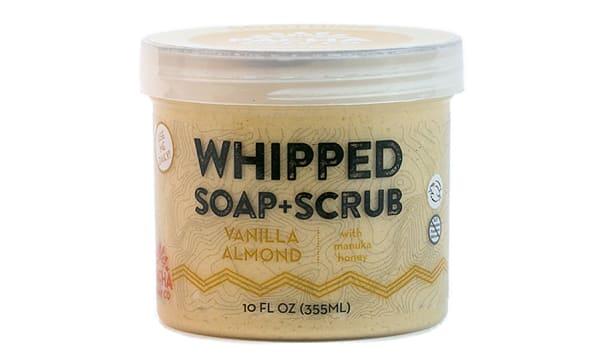 Whipped Soap - Vanilla Almond