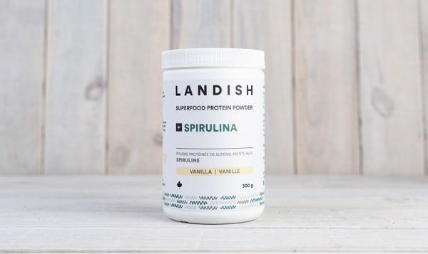 Functional Protein Powder +Spirulina   Vanilla
