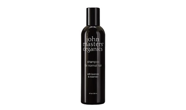 Organic Shampoo For Normal Hair With Lavender & Rosemary