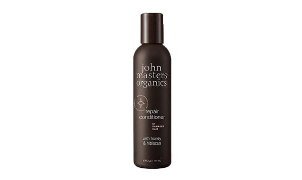 Organic Repair Conditioner For Damaged Hair With Honey & Hibiscus