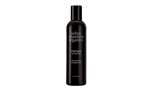 Organic Shampoo For Fine Hair With Rosemary & Peppermint