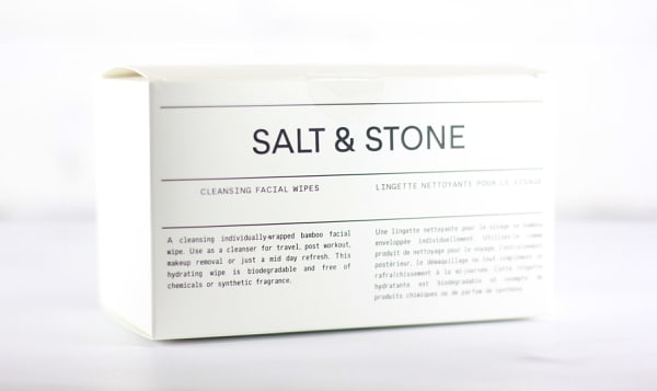 Organic Cleansing Facial Wipes