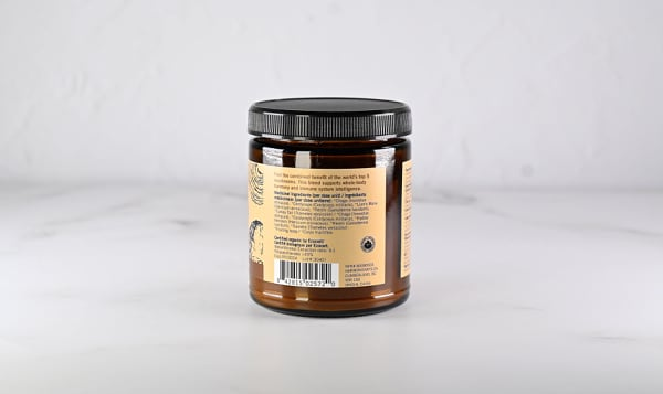 Organic 5 Mushroom Concentrated Mushroom Powder