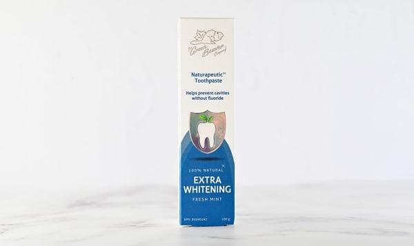 Extra Whitening Fresh Mint Toothpaste