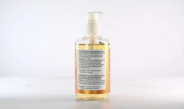 All-Natural Hand Soap - Unscented