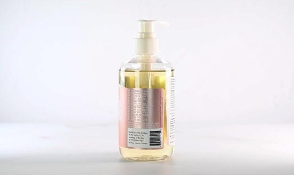 All-Natural Hand Soap - Rose Petal & Vanilla