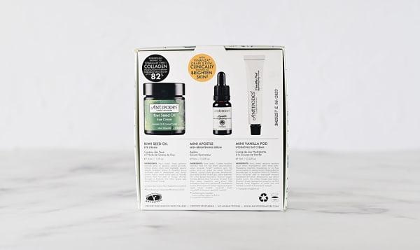 Organic Beauty Icons Kit