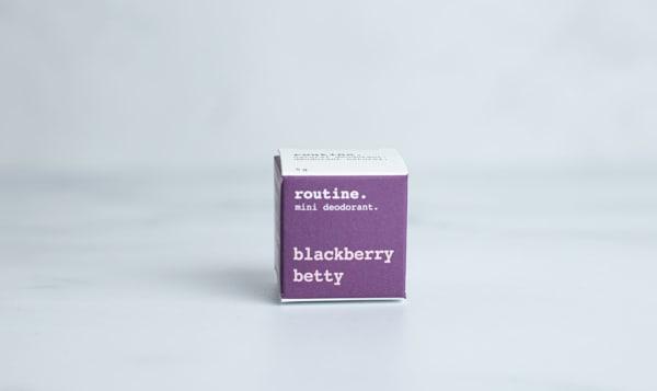 Blackberry Betty Mini