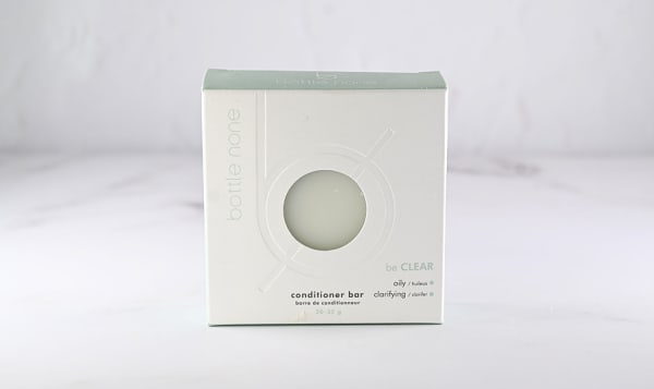 be CLEAR Conditioner Bar