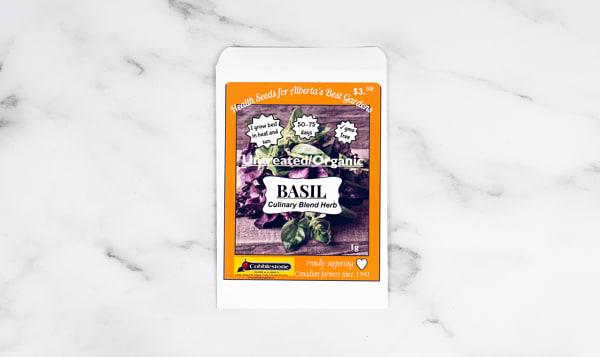 Basil, Culinary Blend