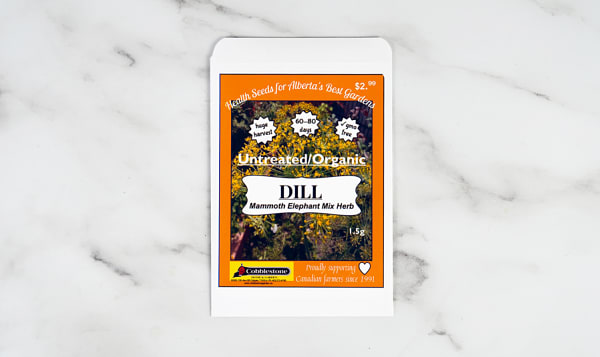 Dill Mammoth Elephant Mix
