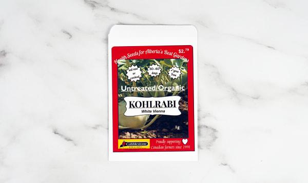 Kohlrabi White Vienna