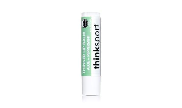 Organic Lip Balm Aloe - Peppermint