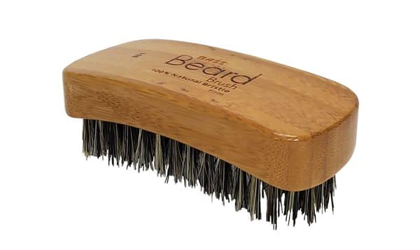 Beard Brush Pure Natural Bristle