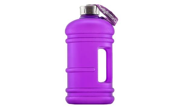 The Big Bottle Frosted Violet