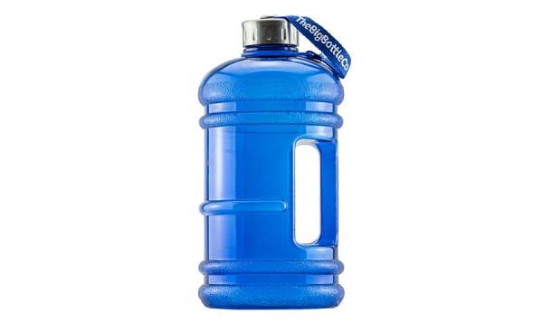 The Big Bottle Blue Gloss