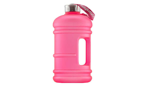The Big Bottle Frosted Pink
