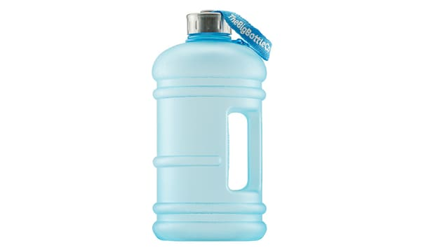 The Big Bottle Frosted Aqua