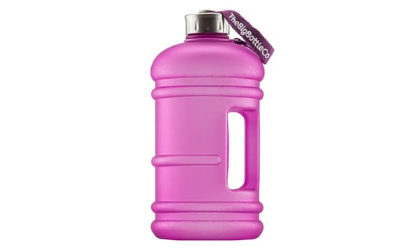 The Big Bottle Frosted Purple