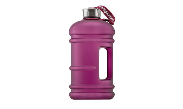 The Big Bottle Frosted Plum