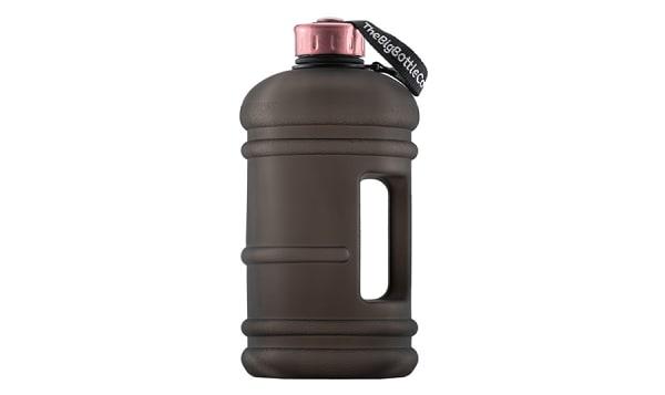The Big Bottle Black Matte Rose