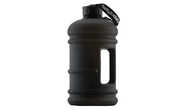 The Big Bottle Jet Black