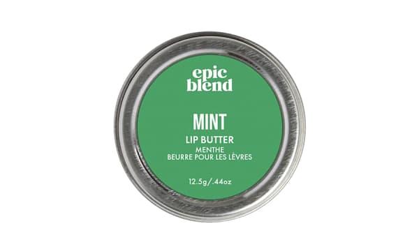 Mint Lip Butter