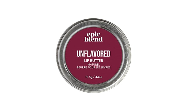 Unflavored Lip Butter