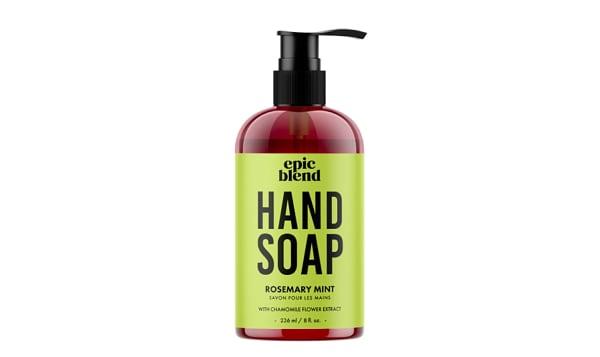 Hand Soap - Rosemary Mint