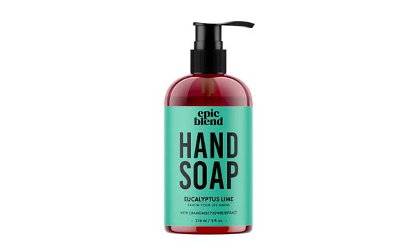Hand Soap - Eucalyptus Lime