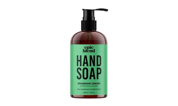Hand Soap - Spearmint Lemon