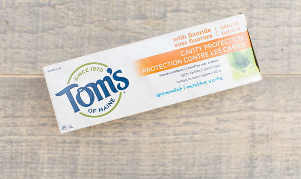 Cavity Protection Spearmint Toothpaste