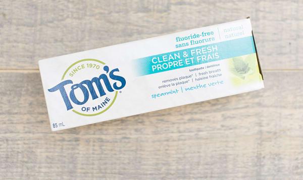 Clean & Fresh Spearmint Toothpaste