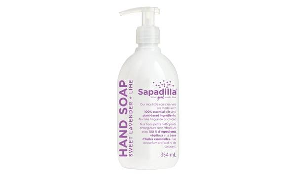 Liquid Hand Soap - Sweet Lavender & Lime