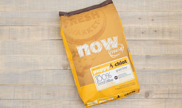 Grain Free Puppy Food