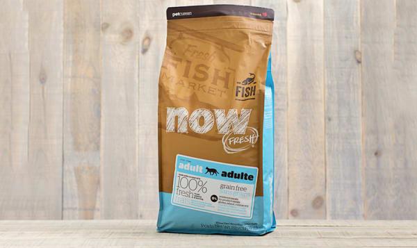 Grain Free Fish Recipe Adult Cat Food