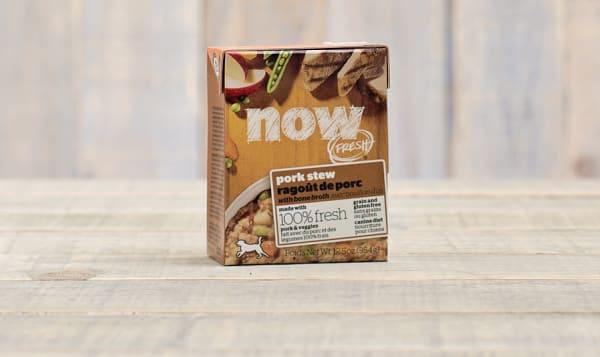 Grain Free Pork Stew with Bone Broth