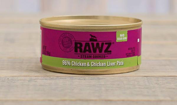 Chicken & Chicken Liver Pate Cat Food