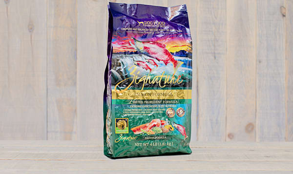 Dry Dog Food- Salmon