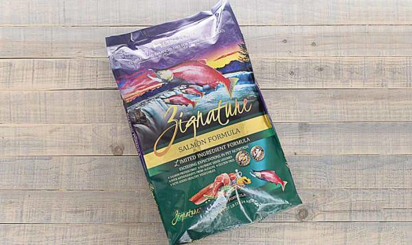 Dry Dog Food Salmon