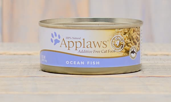 Ocean Fish Cat Food