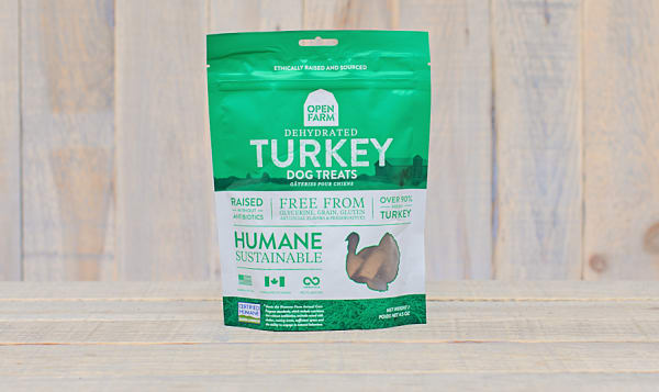 Dehydrated Turkey Dog Treat