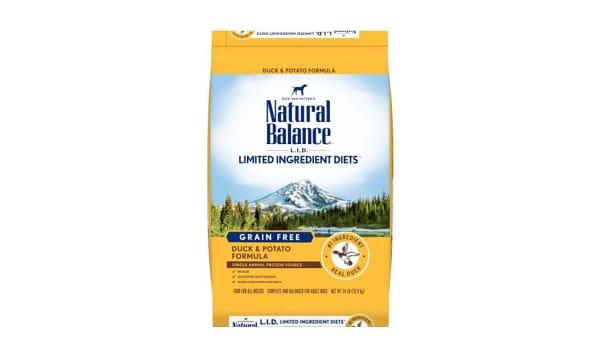 Limited Ingredient Diet - Duck & Potato Dog Formula